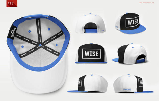 Snapback FullCap Mock-up