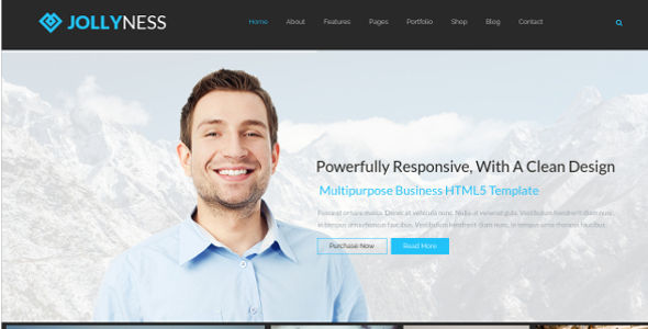 Corporation Business & Services Joomla Template