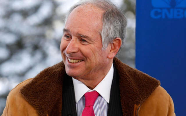 Famous American Investor Stephen Schwarzman Quotes