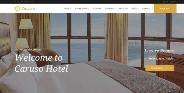 Hotel and Resort Theme