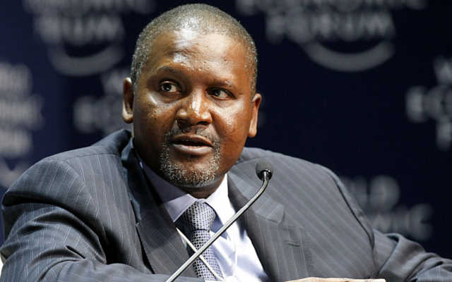 Popular Billionaire Aliko Dangote Quotes & Sayings