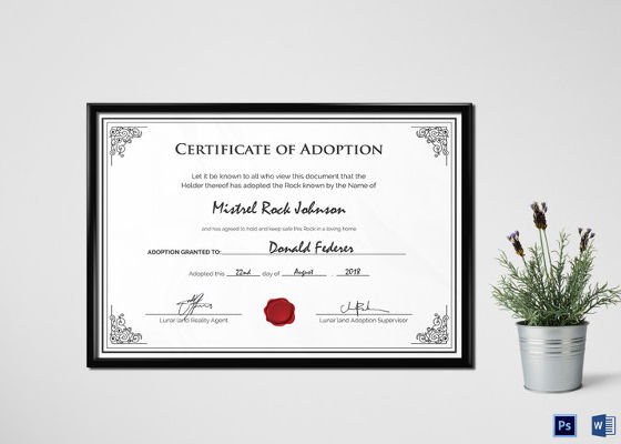 16+ Birth Certificate Templates