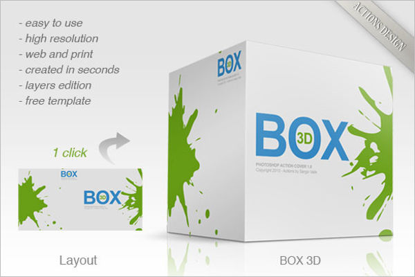 Best Selling Box Template