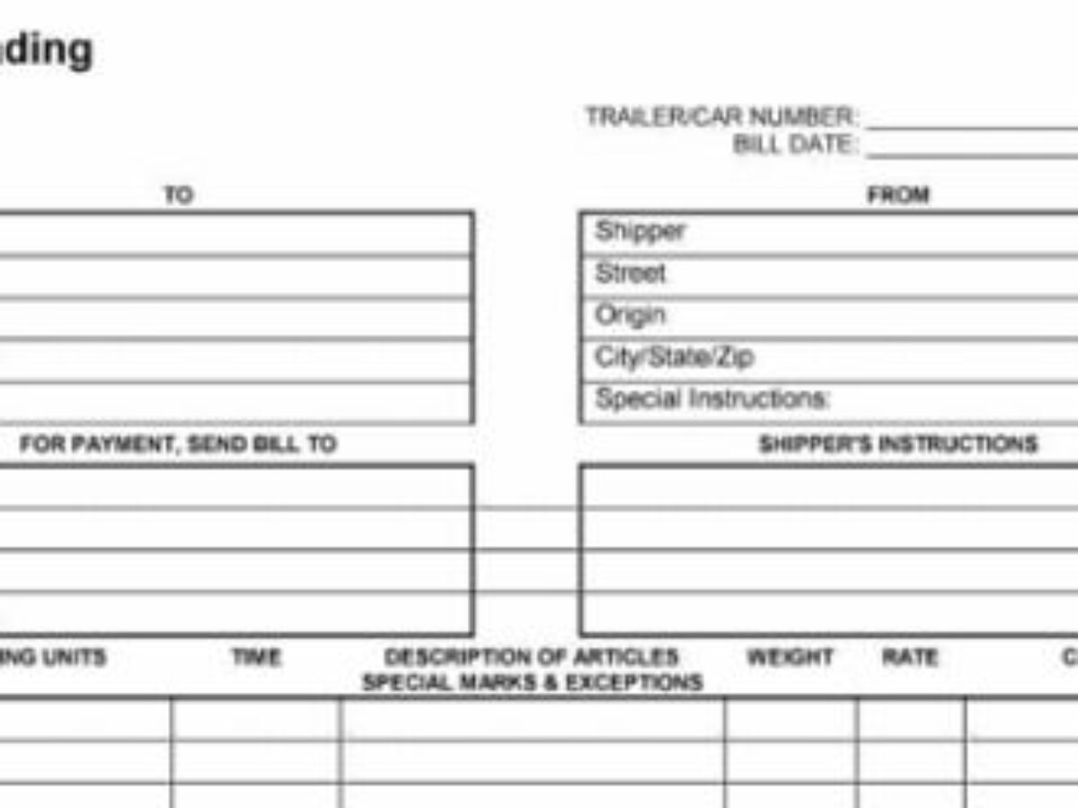 Free Bill of Material Example Templates   Word, PDF   SmartColorlib