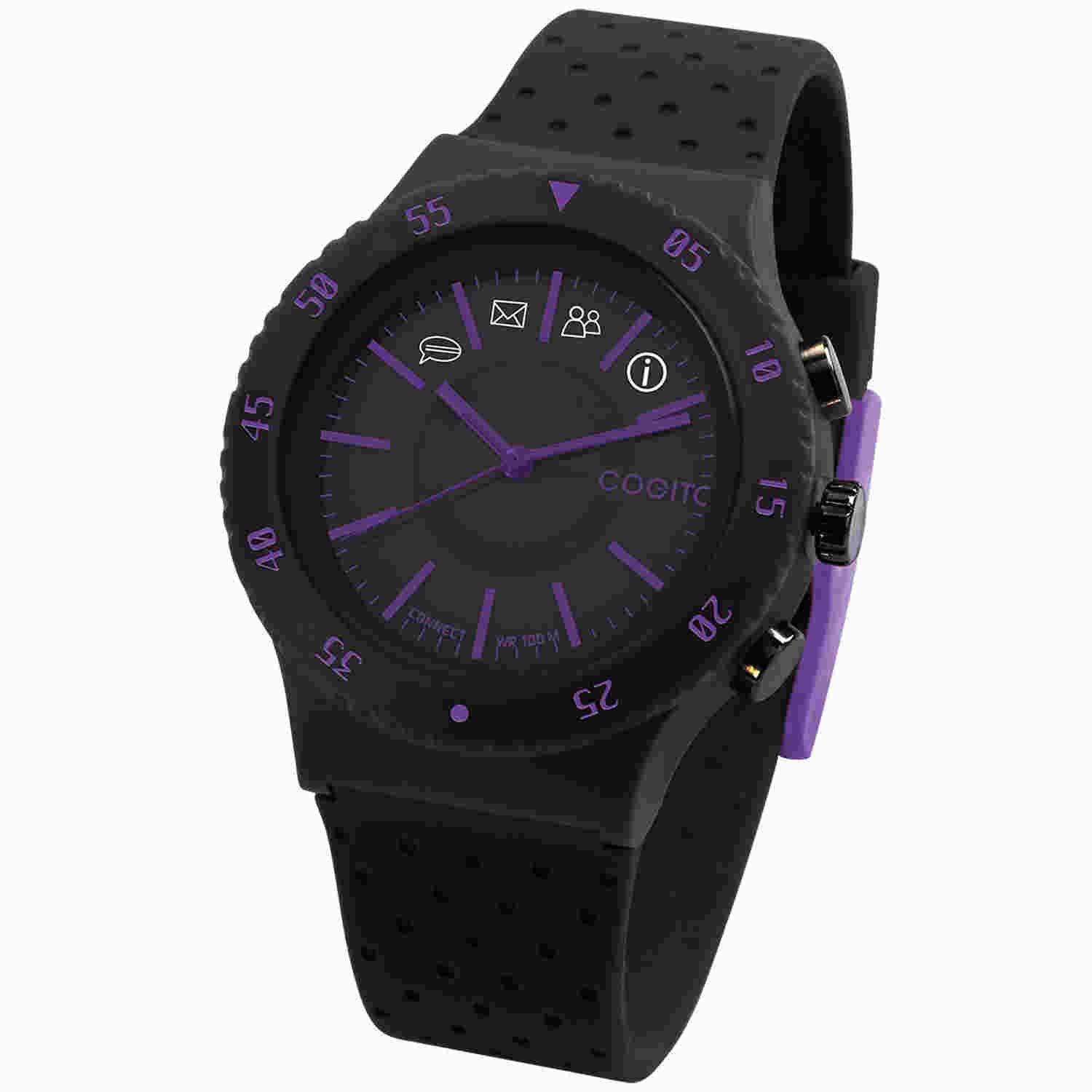 COGITO POP Smart Bluetooth Connected Watch & Fitness
