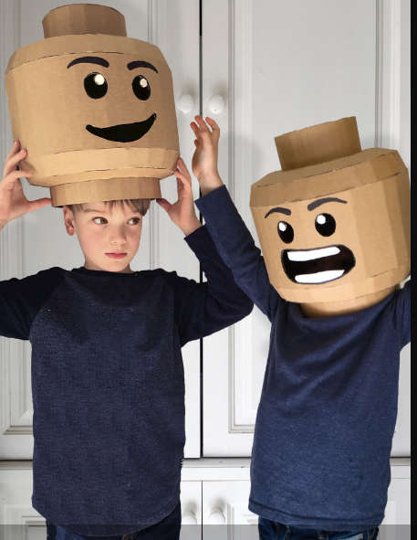 Halloween DIY Cardboard Template