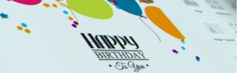 Happy birthday email templates