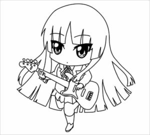 Singing Chibi Template