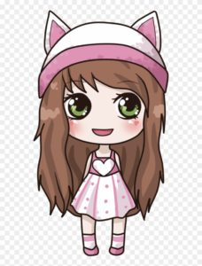chibi kawaii Colorful
