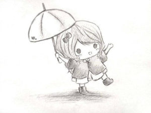 cute chibi drawings