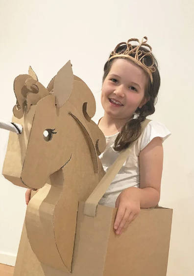 Diy Cardboard Animal Template