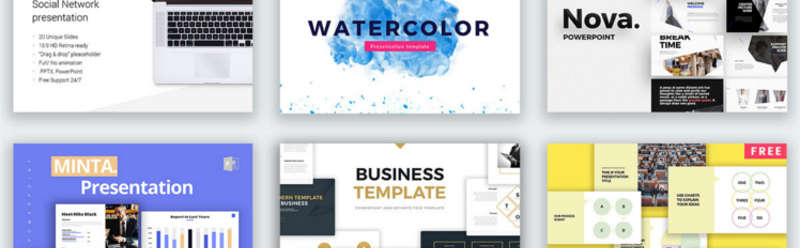 10+ PowerPoint Presentation Templates – Sample, Example, Format