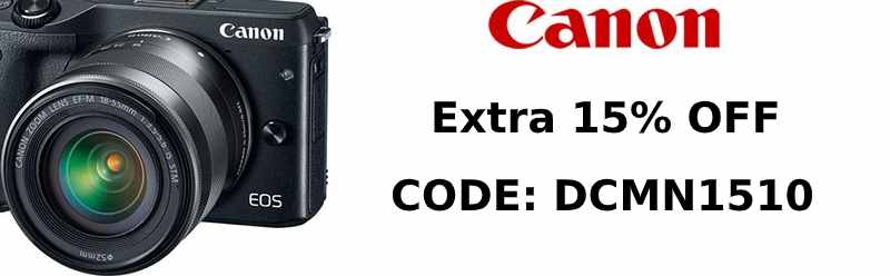 Canon UAE Coupon Code