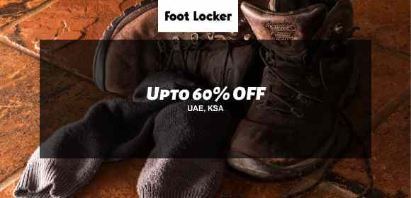 Footlocker coupon codes