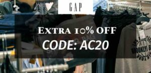 gap UAE coupon code