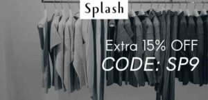 splash fashions coupon code