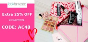 Lookfentastic coupon codes