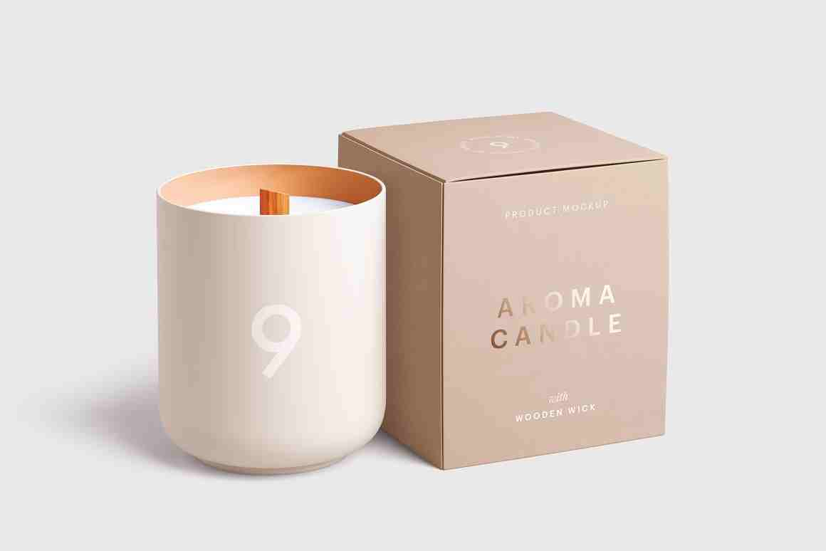 Candle-Glass-Package-Mockup-Set